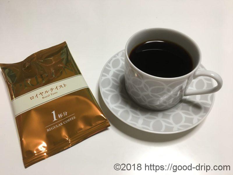 キーコーヒー|ロイヤルテイスト
