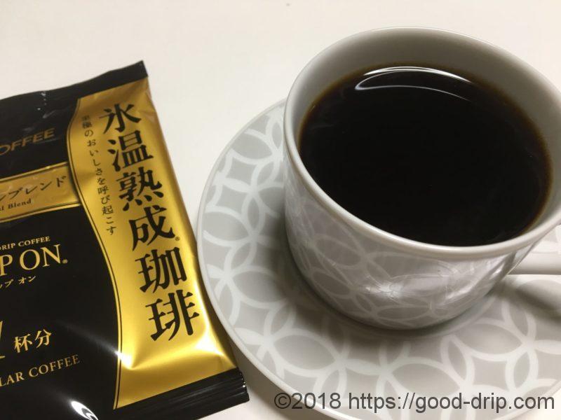 キーコーヒー|氷温熟成オリジナルブレンド