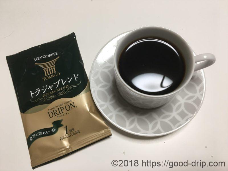 キーコーヒー|トラジャブレンド