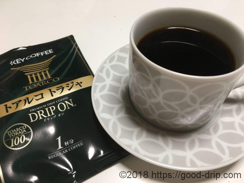 キーコーヒー|トアルコトラジャ