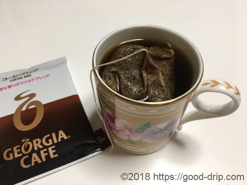 ジョージア コーヒーバッグ