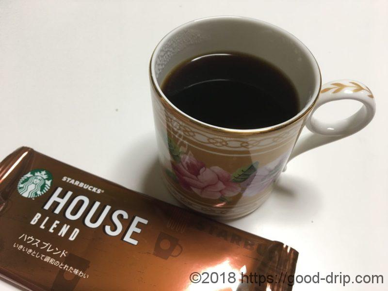 【スタバ】オリガミ ドリップバッグコーヒー(SB-10E)